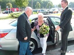 Taxi-Bruiloft